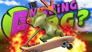 getlinkyoutube.com-MAKING SHARK FRIENDS | Amazing Frog #3