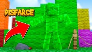 getlinkyoutube.com-Minecraft: DISFARCE DE LÃ - (Esconde-Esconde)