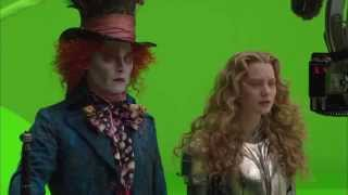 getlinkyoutube.com-Alice in Wonderland The Mad Hatter (Johnny Depp) HD