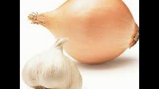 getlinkyoutube.com-Thinning & Bald Hair Magic! - Garlic & Onion Rub