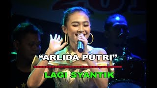 Arlida Putri - Lagi Syantik - OM Adella LIVE Ambarawa Jawa Tengah
