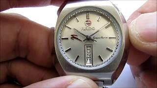 getlinkyoutube.com-Rado Green Horse Automatic Wristwatch