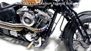 getlinkyoutube.com-Zero Engineering ● TRR's TITANIUM Exhaust ● MENG HEADER Rama 3 ● Part 2/2 ●
