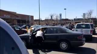 getlinkyoutube.com-Chicago Fight at 87th Walmart