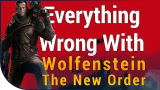 getlinkyoutube.com-Game Sins | Everything Wrong With Wolfenstein: The New Order