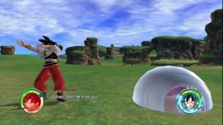 getlinkyoutube.com-Goku and Tarble's Ship Perfect Fusion