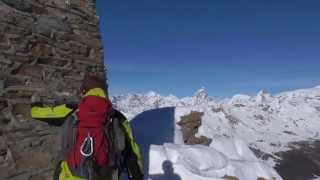 Climbing Zerbion Peak - Amazing Places in the World