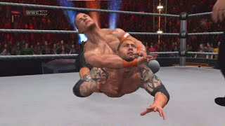 getlinkyoutube.com-WWE Smackdown VS Raw 2011 Finishers