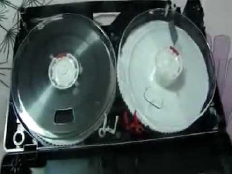 Como limpar fitas de VHS (video K7)
