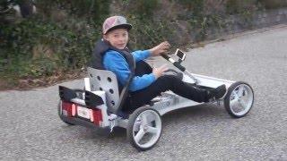 getlinkyoutube.com-How To Make Back To The Future Go Kart