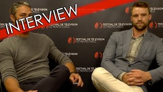 getlinkyoutube.com-ITW Taylor Kinney / Jess Spencer (Chicago Fire) | FTV16
