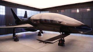 Cobalt Valkarie: A Super Sleek Personal Aircraft