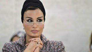 getlinkyoutube.com-Шейха Моза: самая влиятельная женщина арабского мира. Без хиджаба и паранджи