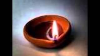 getlinkyoutube.com-How to prepare kajal(kohl) smudge free at home
