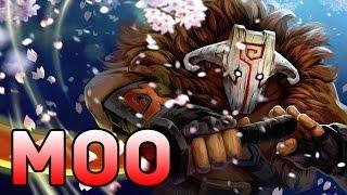 getlinkyoutube.com-8000 MMR Moo Play Juggernaut Mid Rank Game