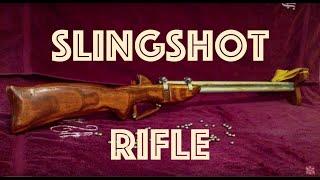 getlinkyoutube.com-How to Make a Powerful Slingshot Rifle