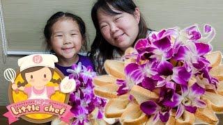 getlinkyoutube.com-เด็กจิ๋วสอนทำกระทงขนมปัง [N'Prim W307]
