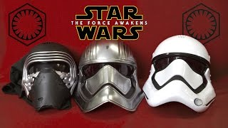 Star Wars Voice Changing Masks from The Disney Store