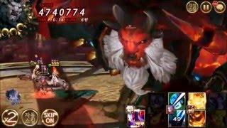 getlinkyoutube.com-Seven Knights World boss (Minotaur)