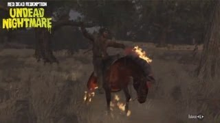 getlinkyoutube.com-The Four Horses of the Apocalypse - Undead Nightmare Challenge