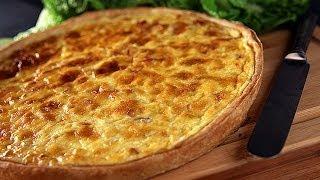 getlinkyoutube.com-Recette de la Quiche Lorraine - Techniques de base en cuisine en vidéo