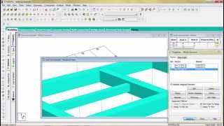 getlinkyoutube.com-Analysis & Design by Staad pro V8i Software lecture 9