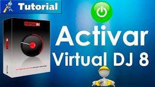 getlinkyoutube.com-Como activar Virtual DJ 8