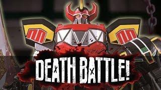 THE POWER RANGERS MORPH INTO DEATH BATTLE!