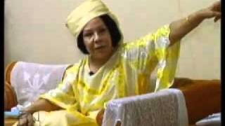 getlinkyoutube.com-Germaine Ahidjo parle du coup d'Etat du 6 avril 1984 au Cameroun.flv