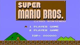 getlinkyoutube.com-Super Mario Bros. - NES Gameplay