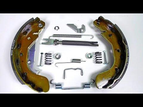 Механизм подтяжки ручника Chevrolet Aveo, Daewoo Nexia, Daewoo Lanos, Opel Astra, Daewoo Matiz