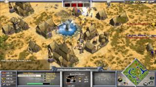 getlinkyoutube.com-Spoeft Zeus vs Nigam Loki Age of Mythology The Titans