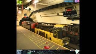 getlinkyoutube.com-[Escape Fan] Ghostly Underground Mail Rail Walkthrough