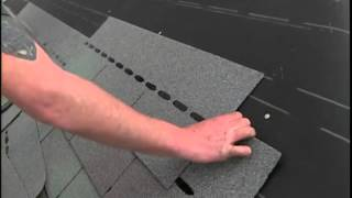 getlinkyoutube.com-Asphalt Roof Shingles Installation