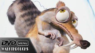 getlinkyoutube.com-Ice Age Trilogy (2002, 2006, 2009) DvD Menus Walkthrough