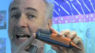 MicroTouch Switchblade Trimmer Review- As Seen On TV   EpicReviewGuys