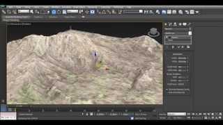 getlinkyoutube.com-3Ds Max | Realistic Terrain | Tutorial