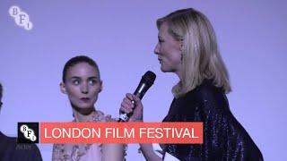 getlinkyoutube.com-Carol Onstage Intro - American Express® Gala | BFI London Film Festival