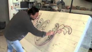 getlinkyoutube.com-Architectural Polystyrene Styrofoam Carving by Sculpture Studios