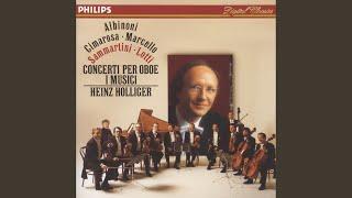 Sammartini: Oboe Concerto in D - 2. Adagio