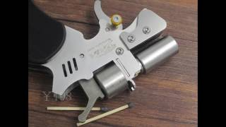 "getlinkyoutube.com-Homemade pistol ""Matches pistol"" Made in China !15"