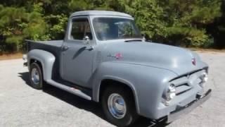 getlinkyoutube.com-1955 Ford F-100
