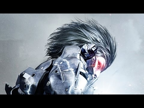 METAL GEAR RISING: REVENGEANCE - E3 2012 Trailer -iakhWFhadSo