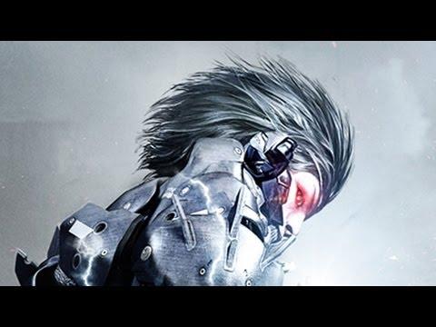 METAL GEAR RISING: REVENGEANCE - E3 2012 Trailer -iakhWFhadSo
