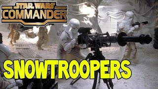getlinkyoutube.com-SNOWTROOPERS in HOTH ! | Star Wars Commander Empire Episode # 153