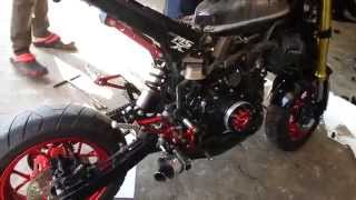getlinkyoutube.com-Honda Grom 125 New MSX  Custom Modification Cambodia p1