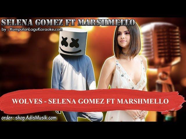 WOLVES - SELENA GOMEZ FT MARSHMELLO Karaoke