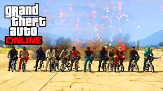 getlinkyoutube.com-BMX vs SUPERSPORTIVES GTA 5 ONLINE