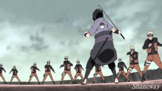 getlinkyoutube.com-【Naruto AMV】 Naruto vs Sasuke | World Madara 「1080」 - Alive