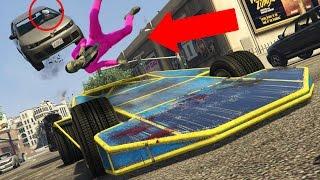 getlinkyoutube.com-RAMP CAR TROLLING! *HILARIOUS!* | GTA 5 Online